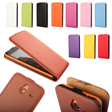 RSHOP Leather Magnetic Vertical Flip Case For Microsoft Lumia 435 535 640 640XL Up Pouch Cover Mobile Phone Bag(China)