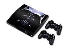 Star Wars Vinyl Skin Sticker for PS3 Slim and 2 Controller Controle Skins Stickers for Sony Plastation 3 Slim(China)