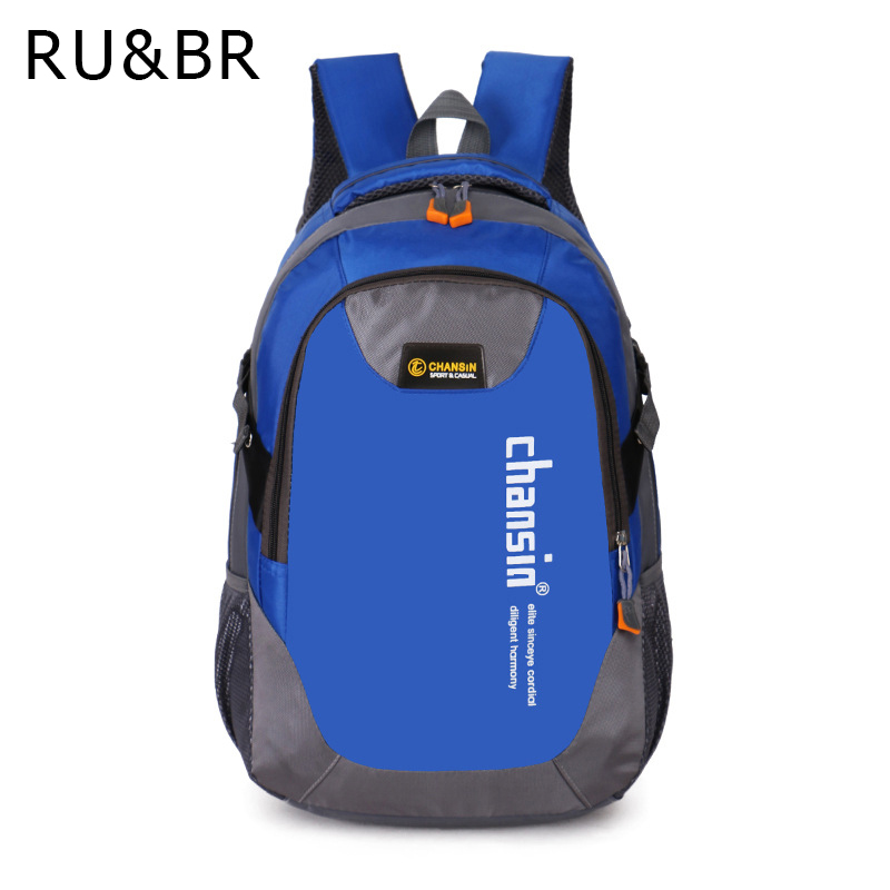 RU&amp;BR Fashion Casual  Backpack Travel Bag Laptop Portable Bag Backpack Men Nylon School Bags For Teenagers Unisex  Backpack<br><br>Aliexpress