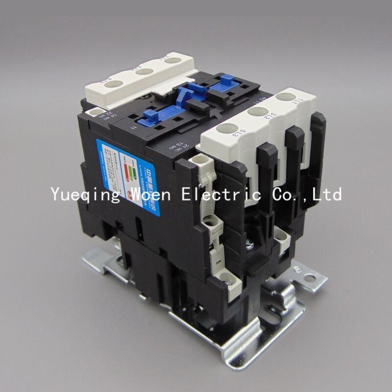 high quality CJX2 CJX2-6511 65A  contactor 220v 3p contactors ac 220v  voltage 380V 220V 110V 36V 24V<br>