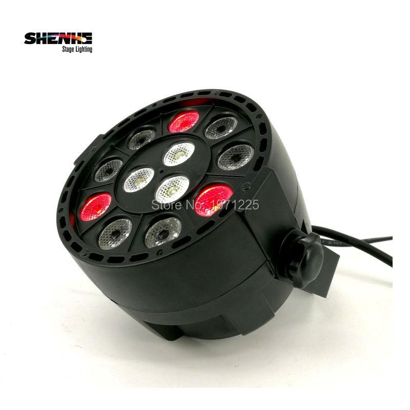(6pcs) Mini Led Par 12x1W LED Par Light With RGBW Master/Slave DMX512 DMX 8 Channels Professional Led Stage Light<br><br>Aliexpress