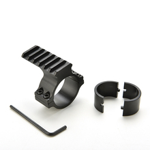 1pc 45g Scope Barrel Mount & 30mm Ring Adapter 21mm Weaver Picatinny Rail and 1pc Hex Wrench