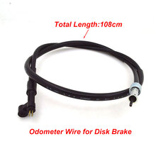 Motorcycle Disc Drum Brake Odometer Clutch Tachometer  Oil Hose Throttle Cable Rope Wire Line For GY6-125 125CC Spare Parts