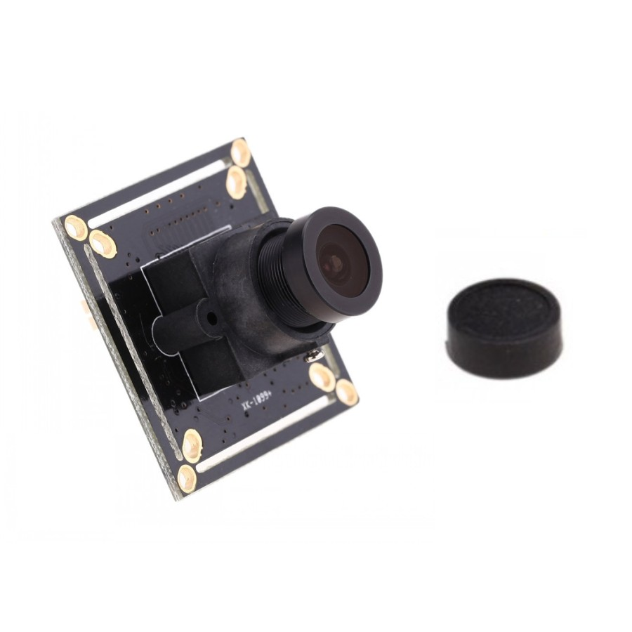 Micro-Compact 1000TVL COMS CCD 2.8mm Video FPV Camera Lens PAL for Aerial Photography<br><br>Aliexpress