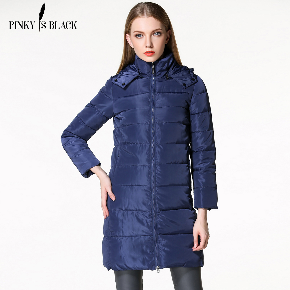 Winter Women Jacket Parka 2017 Wadded Jacket Female Winter Coat Women Outerwear Slim Girl Jackets Medium-long Down Cotton JacketОдежда и ак�е��уары<br><br><br>Aliexpress