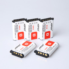 AOPULY 5Pc 1600mAh NP-BX1 BX1 Batteries Pack for SONY DSC RX1 RX100 RX100iii M3 M2 RX1R WX300 HX300 HX400 HX50 HX60 GWP88 PJ240E(China)