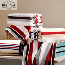 2017 New Design  Cotton Bath Towels- 90*180cm/lot  Beach Terry Towels, soft and comfortable, super absorbent 020509