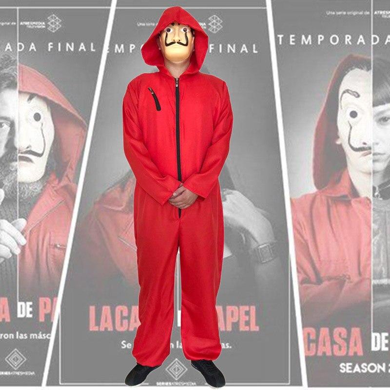 Men's Clothing Radient La Casa De Papel Money Heist Tv Show House Of Paper Hoodies Men Hot Sale Brand Clothing Autumn Sweatshirts Male Men Tracksuit