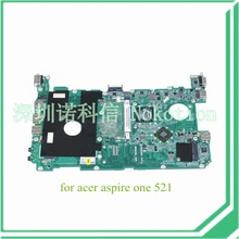 MBSBT06004 DA0ZH9MB6D0 For Acer Aspire one 521 laptop Motherboard Neo II K125 1.7GHz DDR3 ATI Mobility Radeon HD 4225