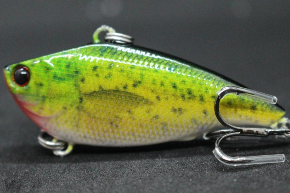 17 wLure Life Like Pattern Fishing Lure with Upgraded Treble Hooks 44