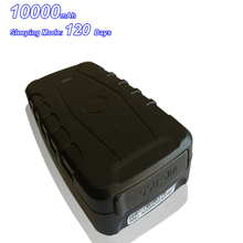 Universal Hawk Car GPS Tracker 10000mAh,Vehicle GSM Tracking Rastreador,Standby Time 120 days,Free Fee GPS Platform
