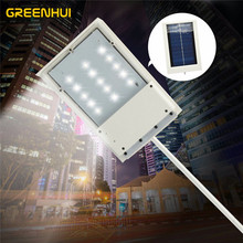 Buy 15LED solar power Light control sensor street lamp corridor courtyard Garage Outdoor Path Wall Emergency Lamp Security SpotLight for $17.08 in AliExpress store