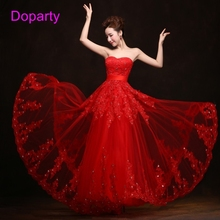 long A line red sweetheart Sleeveless lace elegant party formal floor length evening dresses 2017 new arrival formal dresses