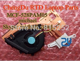 Laptop CPU Heatsink &amp; Pads FAN for For SONY VPCZ1 MCF-528PAM05 450MA<br><br>Aliexpress