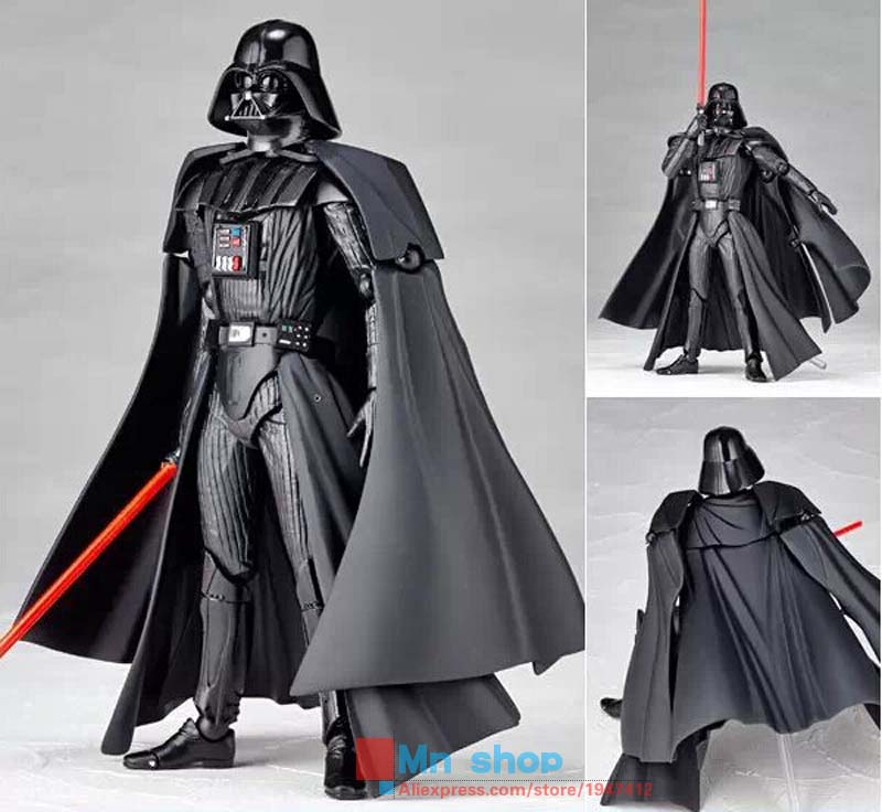 Crazy Toys Star Wars Darth Vader PVC Action Figure Collectible Model Toy 820cm  P20<br>