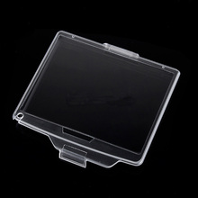 10pcs/lot new Hard Plastic Film LCD Monitor Screen Cover Protector for N D300 BM-8 free shipping