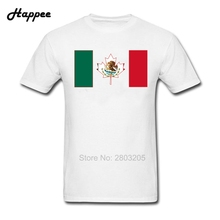 Teenboys T Shirts Xs-3Xl Novelty 100% Cotton Short Sleeve T-Shirt Men Cheap Sale Canada Flag Mexico Shirts Oversize Clothing Top(China)