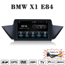 ANDROID 5.1.1 car navigation Reversing Track function for BMW X1 dvd Multimedia Radio Bluetooth Phonebook USB Touch Screen(China)