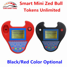 2017 Newest Smart Mini Zed Bull Auto Key Programmer Zedbull V508 No Tokens Limitation Mini Zed-Bull Transponder Free Ship(China)