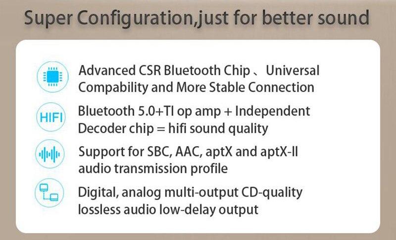 Ayin MR235 Bluetooth Music Receiver Audio