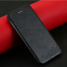 G case! Original Brand Logo Luxury cover Wallet Card Case for iphone5/5S/5SE & 6/6s 4.7 Genuine Leather gulort Case gift(China)