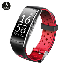 Buy Q8 Smart Bracelet Heart Rate Monitor Fitness Tracker Bluetooth Wristband IP68 Waterproof Monitor Sport Smartband Android IOS for $27.69 in AliExpress store
