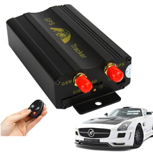 2014 Top Sale On Alibaba Express Mini Vehicle Remote Control GPS Tracker TK 103B Covert Car GSM GPRS Tracking System