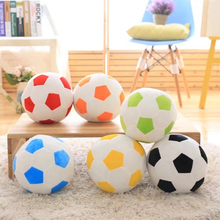 20cm Cute Stuffed Doll Lovely Football Plush Toys Plush Pillow For Boys Kids Toys Birthday Gift