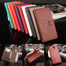 Buy Butterfly Series Luxury high PU leather case HomTom HT3 Cover Shield Case HomTom HT3 for $5.18 in AliExpress store