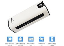manufacture and factory 3G power bank Wifi router with sim card slot and battery with multi- language with cheapest price