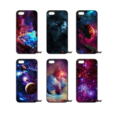 For Xiaomi Redmi Note 2 3 3S 4 Pro Mi3 Mi4i Mi4C Mi5S MAX iPod Touch 4 5 6 Nebula Universe Fantasy Space Stars Art Phone Case
