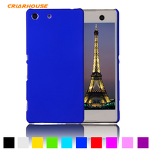 Matte Hard PC Back Cover Case For SONY XPERIA X Performance XA XA1 Ultra C5 M5 C4 M4 C3 M2 Aqua Z3 Z1 XZ Compact Dual Z2 L36H
