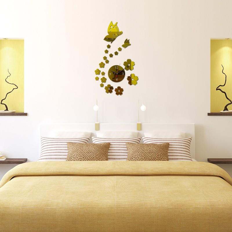 HTB1UwCwJFXXXXb0XFXXq6xXFXXXW - new hot diy mirror wall clock Acrylic 3d butterfly sticker