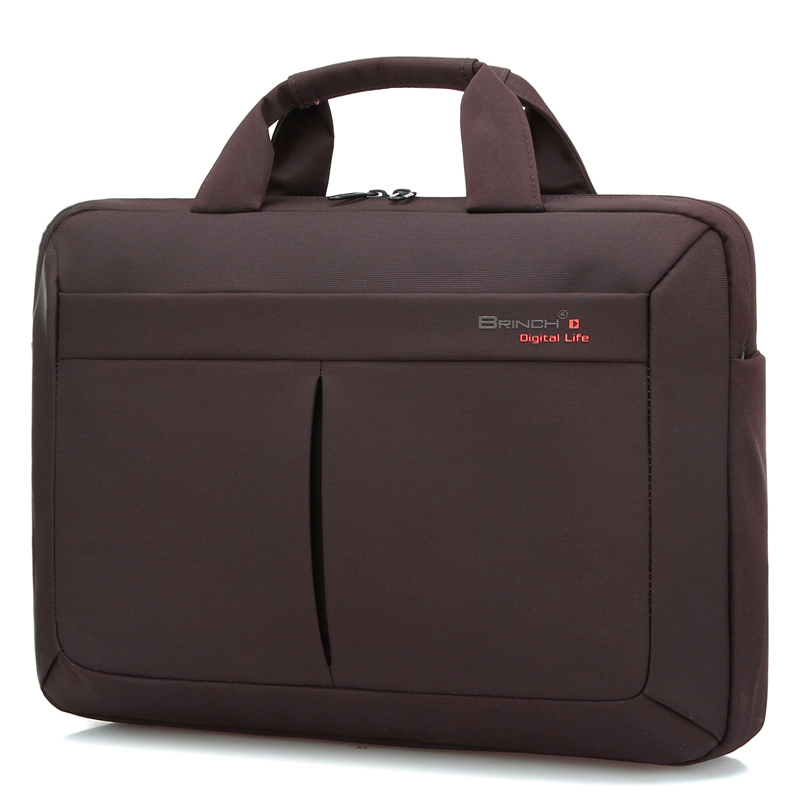 BRINCH computer package 15.6 15.4 inch business men and women hand laptop bag BW-207<br><br>Aliexpress