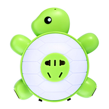 Creative Turtles Sound and Light Control LED Night Light