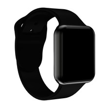Bluetooth Smart Watch 1:1 IWO 5 SmartWatch чехол для Apple iOS iPhone Xiaomi Android смартфон не Apple Watch IWO 3 4 обновления(China)