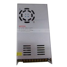 15PCS Security Free shipping CCTV power supply 12V 30A CE, LVD Approved wih LED Light Strip Cooling by Fan