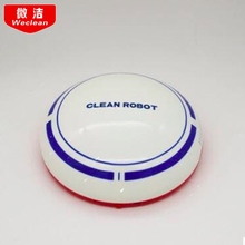 Clean Robot creative practical Home Furnishing commodity cleaner household dust suction hair(China)