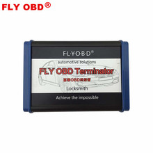 FLY OBD Terminator Locksmith Version Free Update Online with Free J2534 Software(China)