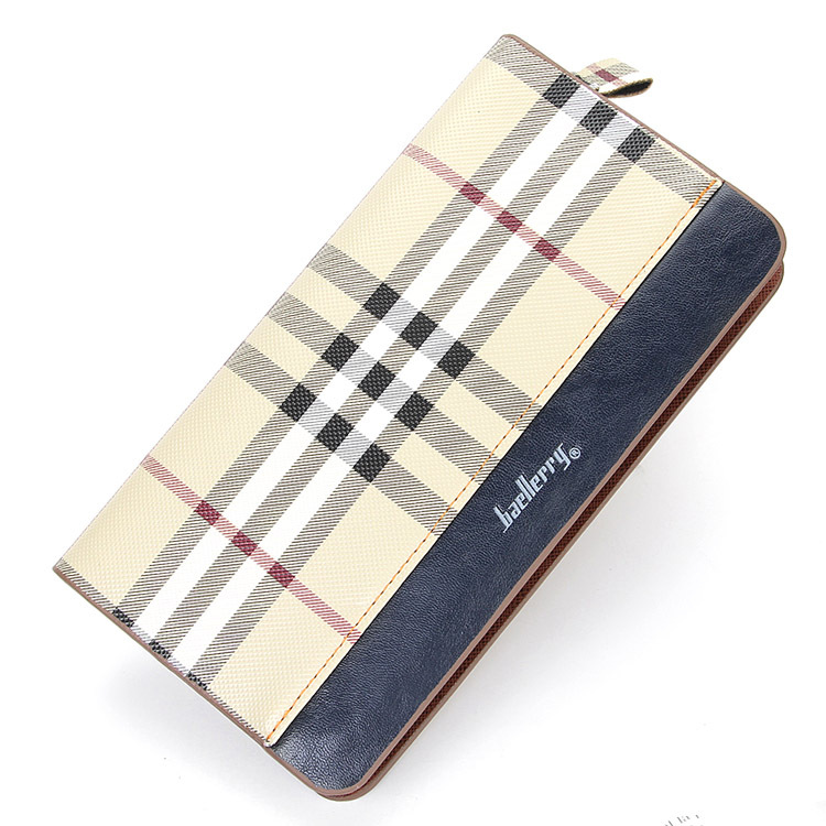 Men Wallet Baellerry PU Leather Big Capacity Wallet Womens Long Zipper Coin Purse Card Holder Clutch Money Bag Handbags Wallets<br><br>Aliexpress