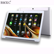 BMXC Brand 3G Call Phone Tablet PC Quad Core 9.7 inch HD Screen Dual SIM Card 32GB Android OS MTK WIFI GPS Bluetooth 9.7""