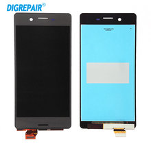 5.0 Inch Display For Sony Xperia X F5121 F5122 LCD Touch Screen Digitizer Replacement Assembly Parts Black White Rose Gold Green