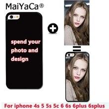 Maiyaca Телефонные Чехлы создать свой собственный ясности TPU чехол для iPhone X(China)
