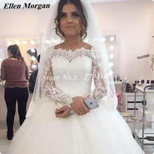 Long Sleeve Wedding Dresses 2017 Lace China Vestido De Noiva Bohemian Corset Lace up Court Train Indian Real Photo Bridal Gowns