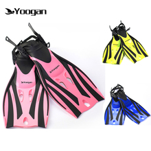 Kids swimming fins and flippers Open heel snorkel fins for children Rubber adjust diving fins Hot kids watersport snorkel gears