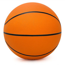 "7.9"" Size 4 Indoor Outdoor Junior Rubber Basketballs Child Basketball Ball For Mini Basketball Hoops & Pool Toys with Inflator"