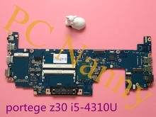 "fauxsy4 a3805a For Toshiba Portg Z30 Z30-A1310 System board Motherboard 13.3"" LED Ultrabook Core i5 4310U 2 GHz"