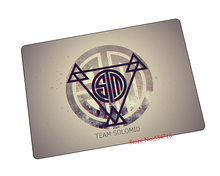 Team Solo Mid mouse pad best pad to mouse TSM computer mousepad Christmas gifts gaming padmouse gamer to laptop keyboard mats
