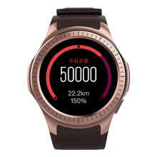 G3 Smart Watch Infrared Support 2G SIM card Heart Rate Calls/SMS Sedentary Reminder Sleep Monitor smartwatch for phone PK KW18(China)