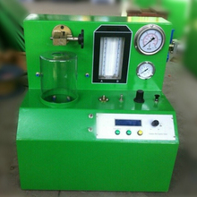 PQ1000 common rail injector tester piezo injector tester with ultrasonic cleaner low price high quality